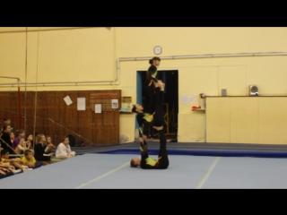 Открытый кубок г. Мурманска по спортивной акробатике. Программа кандидатов в мастера спорта