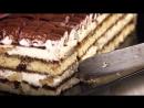 Домашний торт-мороженое в картонке от молока. Рецепт - просто объедение!