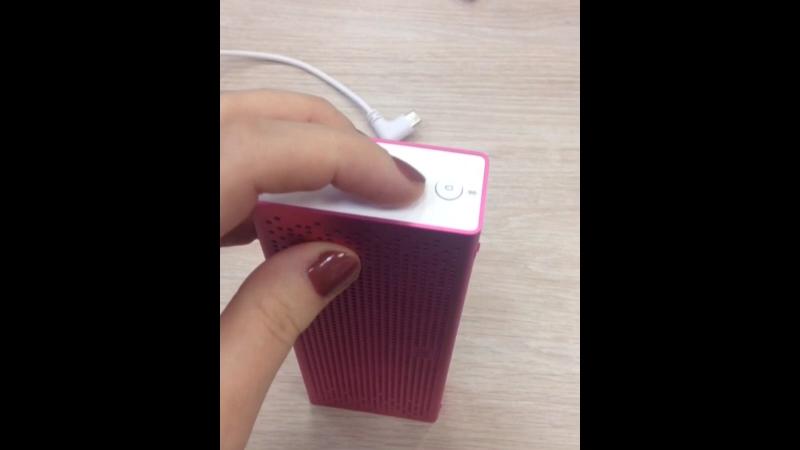 Xiaomi Mi Bluetooth Speaker колонка
