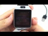 Умные часы телефон Smart Watch DZ09