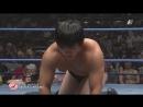 Takuya Nomura, Yuya Aoki vs. Fuminori Abe, Yohei Nakajima AJPW - 45th Anniversary - 2017