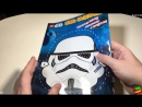 RasPacDi Распаковка журнала LEGO Star Wars 11 2017