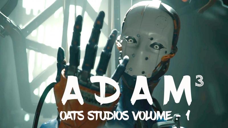 Оатс Том - 1: Часть 6 АДАМ_Oats Studios - Volume 1 - ADAM. Part 3 (rus, AlexFilm)