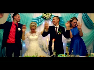 Свадебные моменты Василия и Марины Д-Городок - Ремель 24 сентября 2017 г.