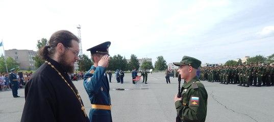Член военно патриотического воспитания