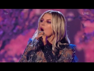 Fergie - Save It Til Morning  телешоу The X Factor, Лондон, Великобритания.