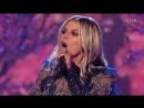Fergie - Save It Til Morning телешоу «The X Factor», Лондон, Великобритания.