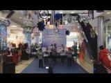 Выступление в ТЦ Каскад на фестивале Зимние таланты