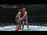 Will Ospreay (c) vs. Hiromu Takahashi (NJPW - The New Beginning 2018 in Osaka)