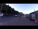 Весь Крым, Алушта.С рабочего уголка по восточной набережной до ротонды. 2.8.17