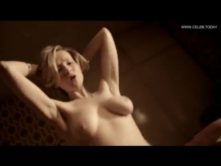 Amy Beth Hayes - Big Boobs Topless Sex Scene Girl on Top - Misfits s01e02 (2009) - XVIDEOSCOM (1)