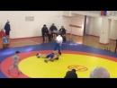 Борьба за 3 место Зангиев Алан Тедеев Измаил