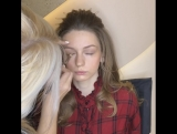 Make up& hair by Katerina Kartynnik