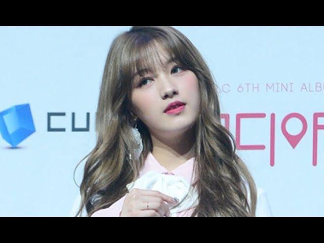[TD영상] CLC 승희 프듀2 고정픽은 뉴이스트, 출연 전부터 팬카페도 가입 (CLC Showcase)