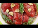 Готовим у Каси / Маринованный болгарский перец