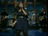 Jazmine Sullivan Performs on Craig Ferguson