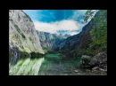 День 938 Горное озеро Кёнигзее Замок Нойшванштайн Бавария Германия