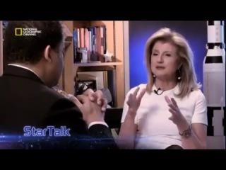 StarTalk- Кристофер Хэдфилд и Нил Деграсс Тайсон