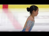Kaitlyn NGUYEN USA Ladies Free Skating - Zagreb 2017