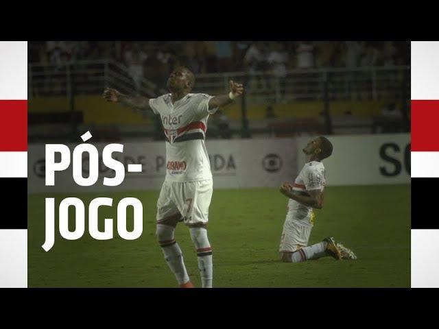 PÓS-JOGO DA VIRADA: SPFC 2x1 ATLÉTICO-PR   SPFCTV