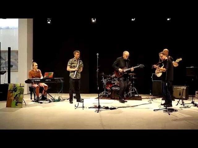 Концерт польського джазового гурту «WORKAHOLIC».