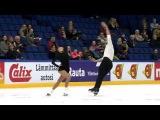 Ksenia STOLBOVA & Fedor KLIMOV RUS Short Program Finlandia Trophy 2017