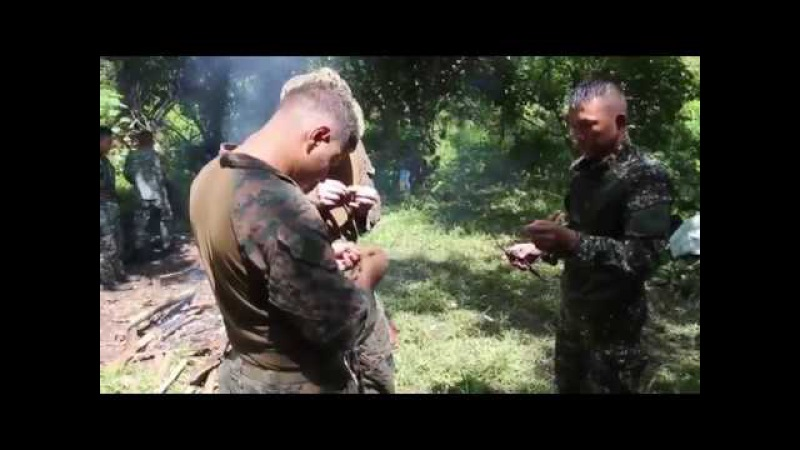 Обучение морской пехоты США | Быстро, скромно, смертельно
