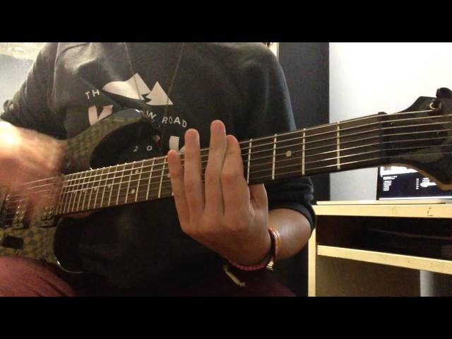 Pharisees (Memphis May Fire Guitar Cover) *WITH TABS*