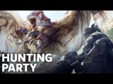 Monster Hunter: World - 13 Minutes Of Dual Blade And Heavy Bowgun Gameplay