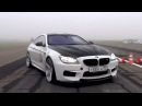 BMW M6 F13 RS800 PP PERFORMANCE REVS DRAG RACE
