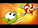 Om Nom Stories: MAD TEA PARTY | Cut The Rope Magic | Season 4 | Funny Cartoons for Kids