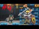 NEXO KNIGHTS MERLOK прохождение 4 мультик для детей игра нексо рыцари мерлок LEGO game