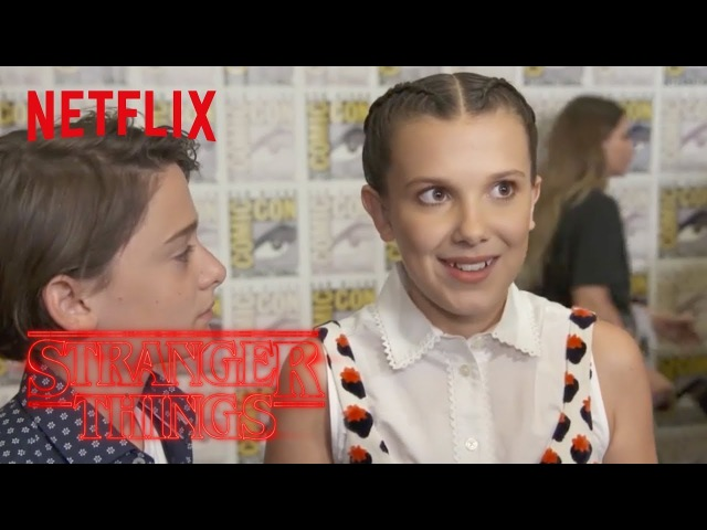 Stranger Things Rewatch | Behind the Scenes: Eleven | Netflix