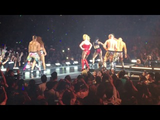 Britney Spears in Manila 2017 - Stronger + Crazy