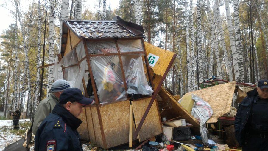 НаСреднем Урале взлетел навоздух домик рыбака Сегодня в19:22
