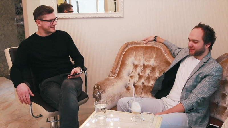 Как стать успешным парикмахером и открыть собственный салон красоты - интервью с Лазарем Тропыниным. Академия Barber Expert