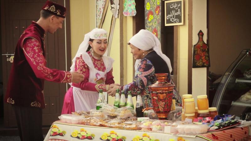 Лимонад Кытайда ящэуче татарлар жыры
