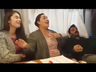 Türk ailədən Azərbaycana salam: