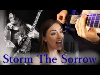 Epica - Storm the sorrow ( Minniva feat  Alex Luss ) Male vocal by Agordas(Symphonic Metal, Gothic Metal)