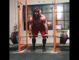 Дэн Грин, тяга 410 кг