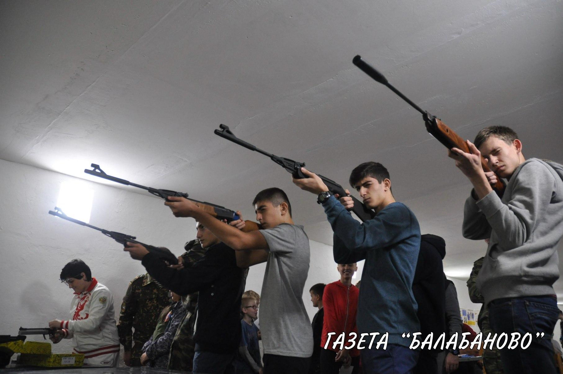 21 сентября в рамках «Недели здоровья» в тире школы №2 прошел турнир по стрельбе из пневматической винтовки