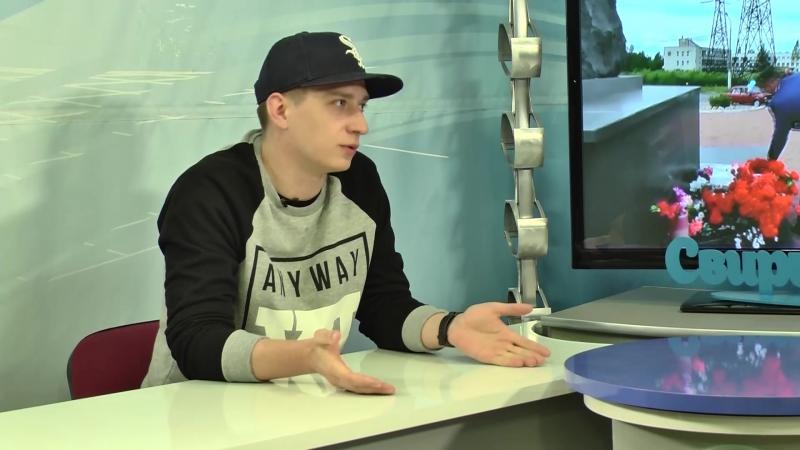 Программа Разные люди на ТК СвирьИнфо. Гость - музыкант и шоумэн Олег PIKL Павлов