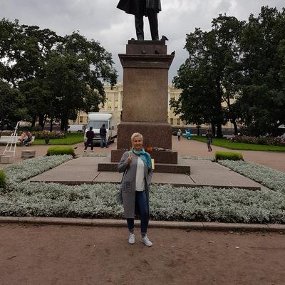 Оксана Мартынычева
