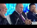 «Я не думаю, что по мне так сильно будут скучать»: На вопрос об участии в выборах Путин ответил хорошим анекдотом.