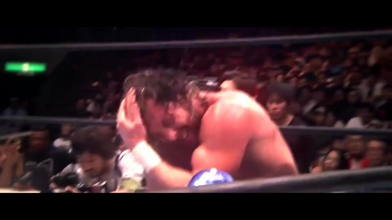 Tetsuya Naito vs. Kenny Omega AKA NOVOSAD (vine)
