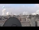 Сирийская армия наносит тяжелые удары по Восточной Гуте и готовится к штурму