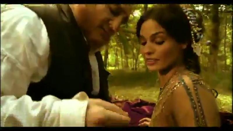 Инес Састре Голая - Ines Sastre Nude - 2001 Vidocq