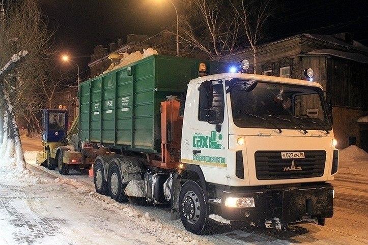 Томичей просят не парковаться в Кировском районе в ночь на субботу