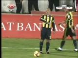 Turkish Cup 2009-10. Antalyaspor - Fenerbahce (1 half)