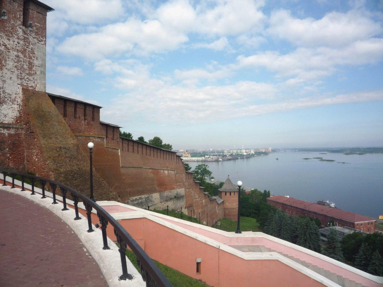 Фото-история: Нижний Новгород